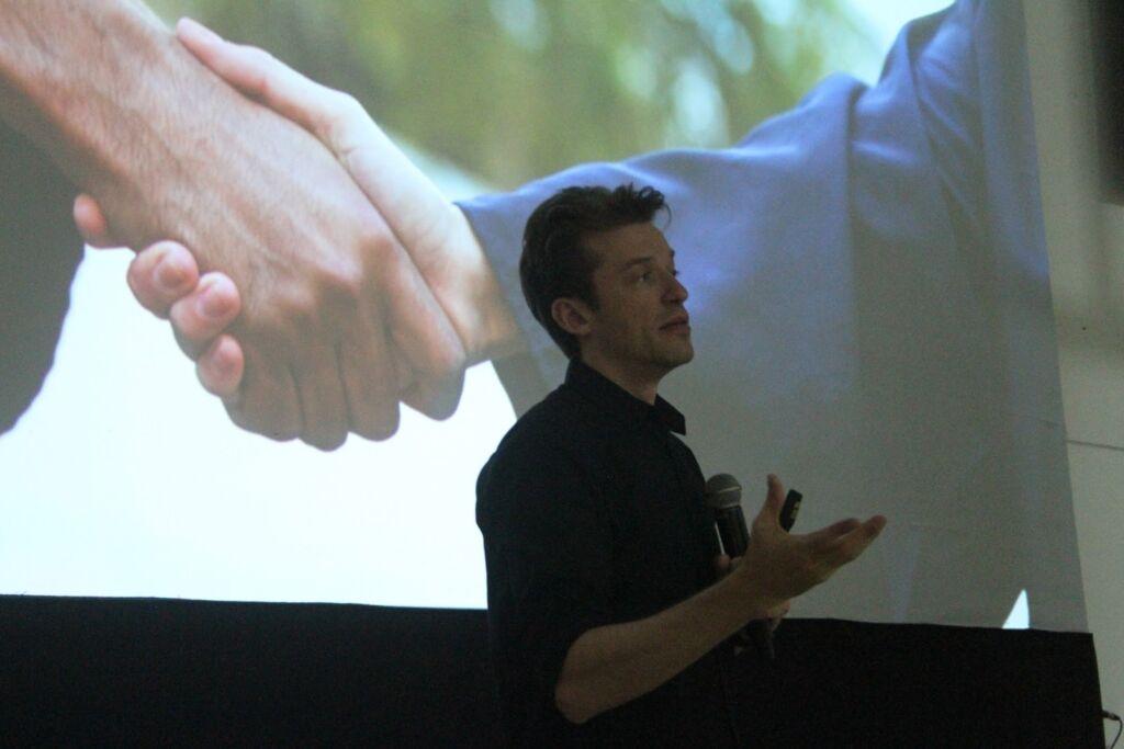 Arthur igreja é um dos mais requisitados palestrantes do momento.