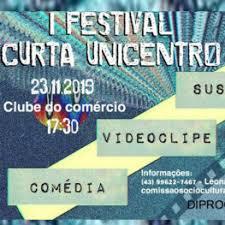 Festival Curta Unicentro está com inscrições abertas