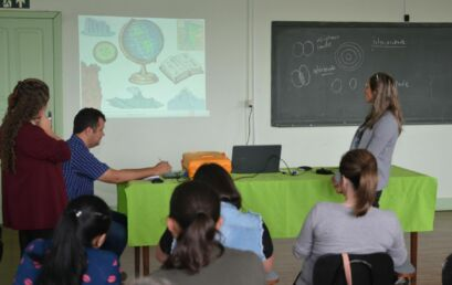 Projeto de extensão discute como ensinar Geografia no Ensino Fundamental