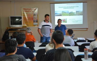 Programa de Pós-Graduação em Geografia firma parceria com Univerty of Thessaly