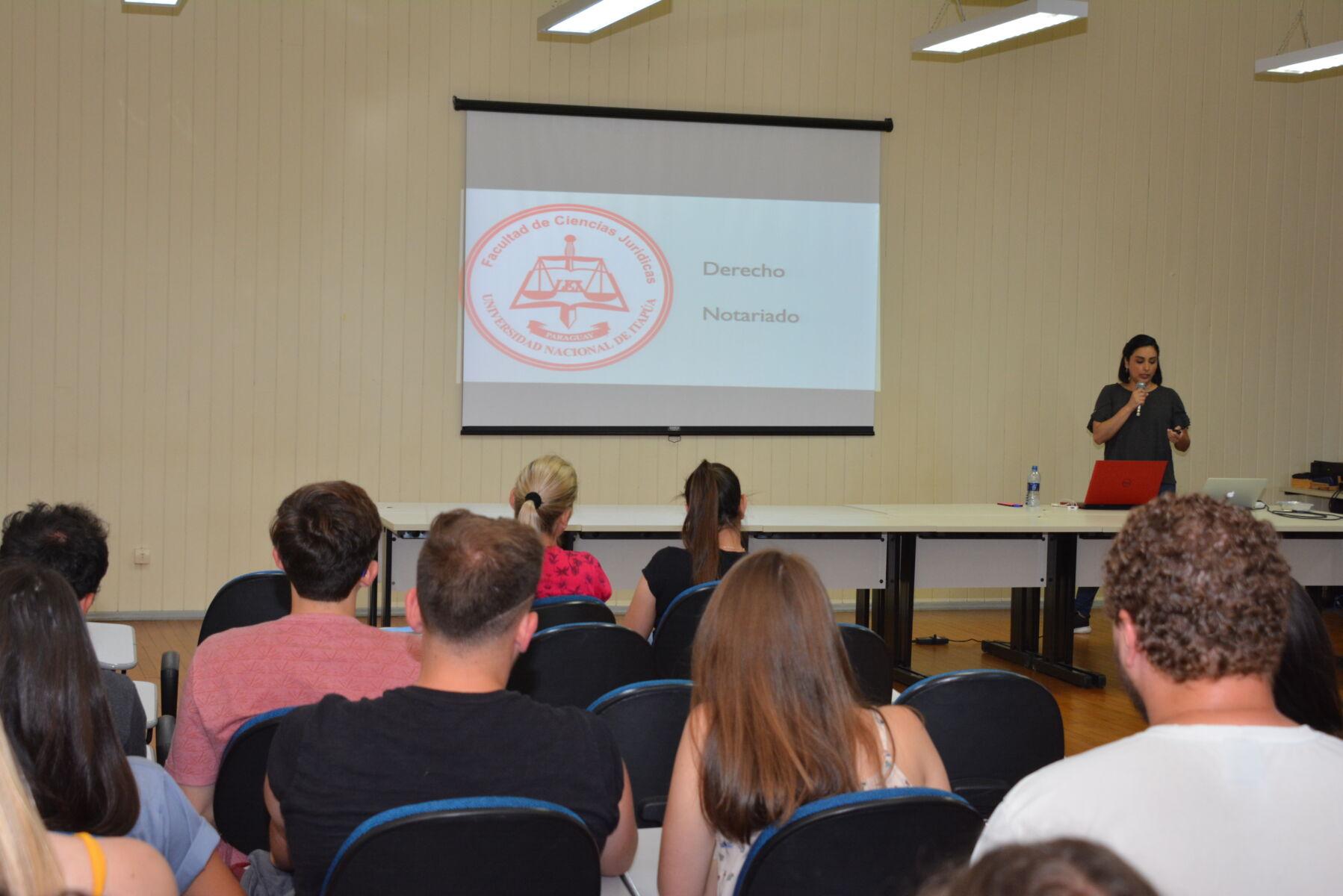 Pesquisadoras paraguaias fazem mobilidade de curta duração na Unicentro