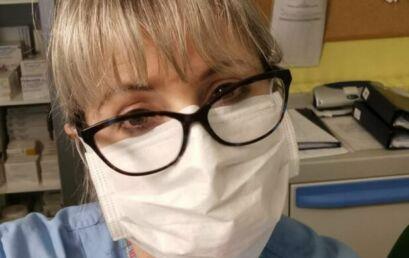 """""""Esse vírus é democrático e a virulência é assustadora. A cada dia que passa tenho mais medo"""", relata enfermeira brasileira na Itália"""