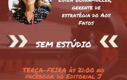 Estudantes da Unicentro participam de programa jornalístico na web produzido pela PUC-RS