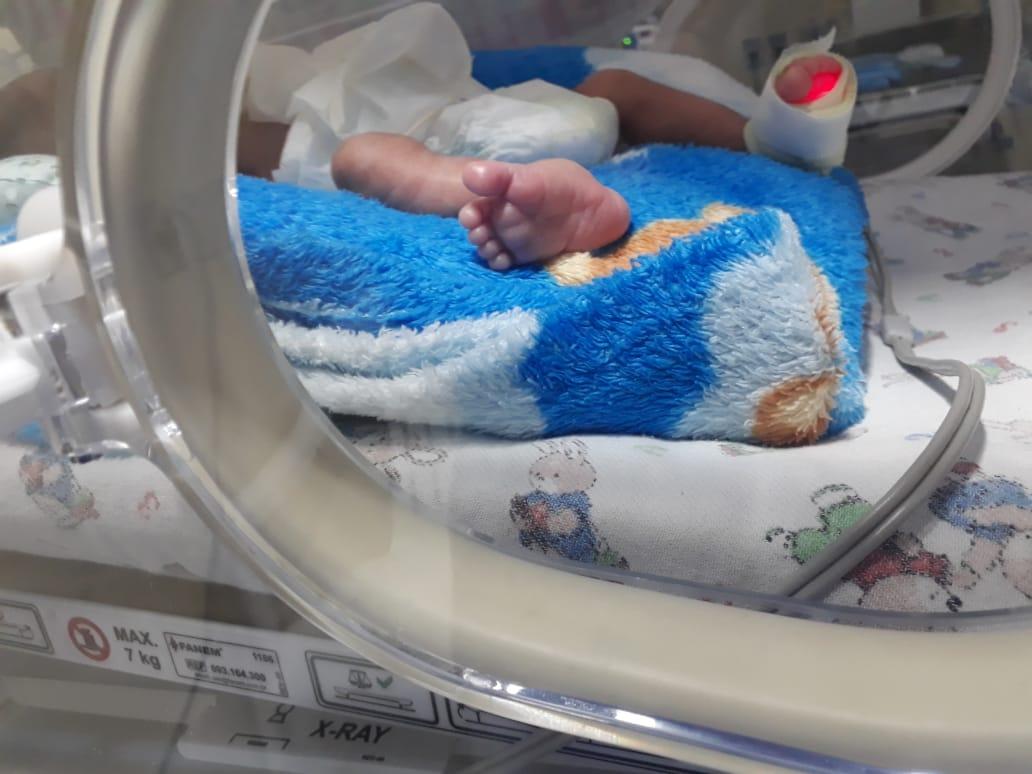 Projeto da Unicentro apoia mães de bebês prematuros de Irati e região