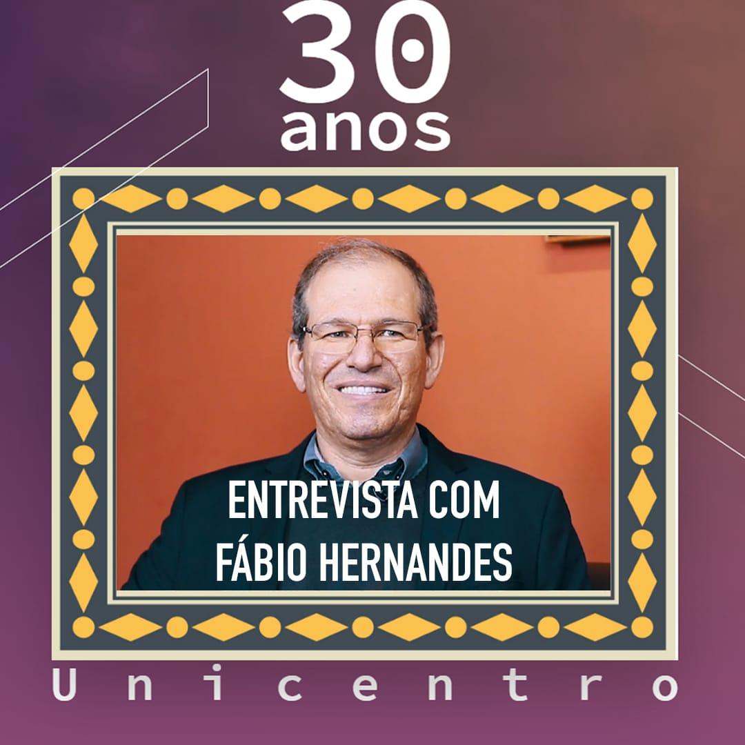 30 anos: reitor reflete sobre conquistas da Unicentro e desafios do presente e do futuro