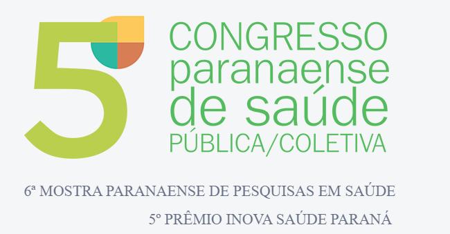 Grupo do curso de Fisioterapia da Unicentro participa do Congresso Paranaense de Saúde Pública