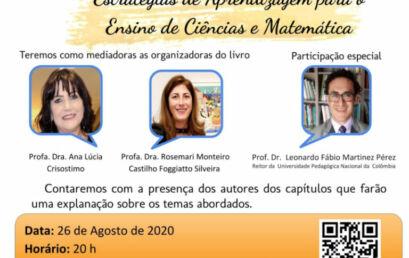 Professora da Unicentro é uma das organizadoras de coletânea lançada nessa quarta