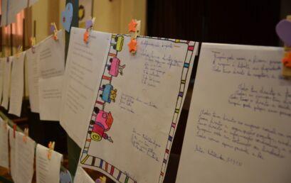 Varal de Poesias recebe textos e desenhos de estudantes de escolas públicas