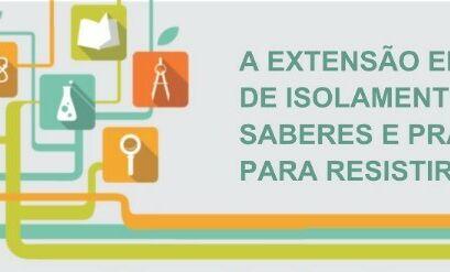 171 projetos de extensão são apresentados no Eaex 2020