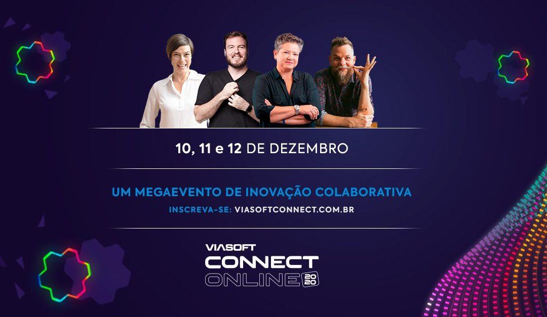 Viasoft Connect 2020 proporcionará experiência imersiva em inovação colaborativa