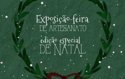 Exposição-Feira de Artesanato de Natal, esse ano, é virtual