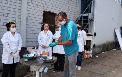 Reta final de ações extensionistas de combate à pandemia de coronavírus