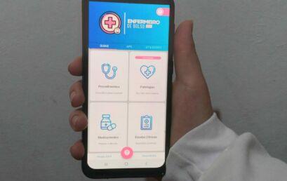 Aplicativo criado por aluno da Unicentro auxilia acadêmicos e profissionais da saúde