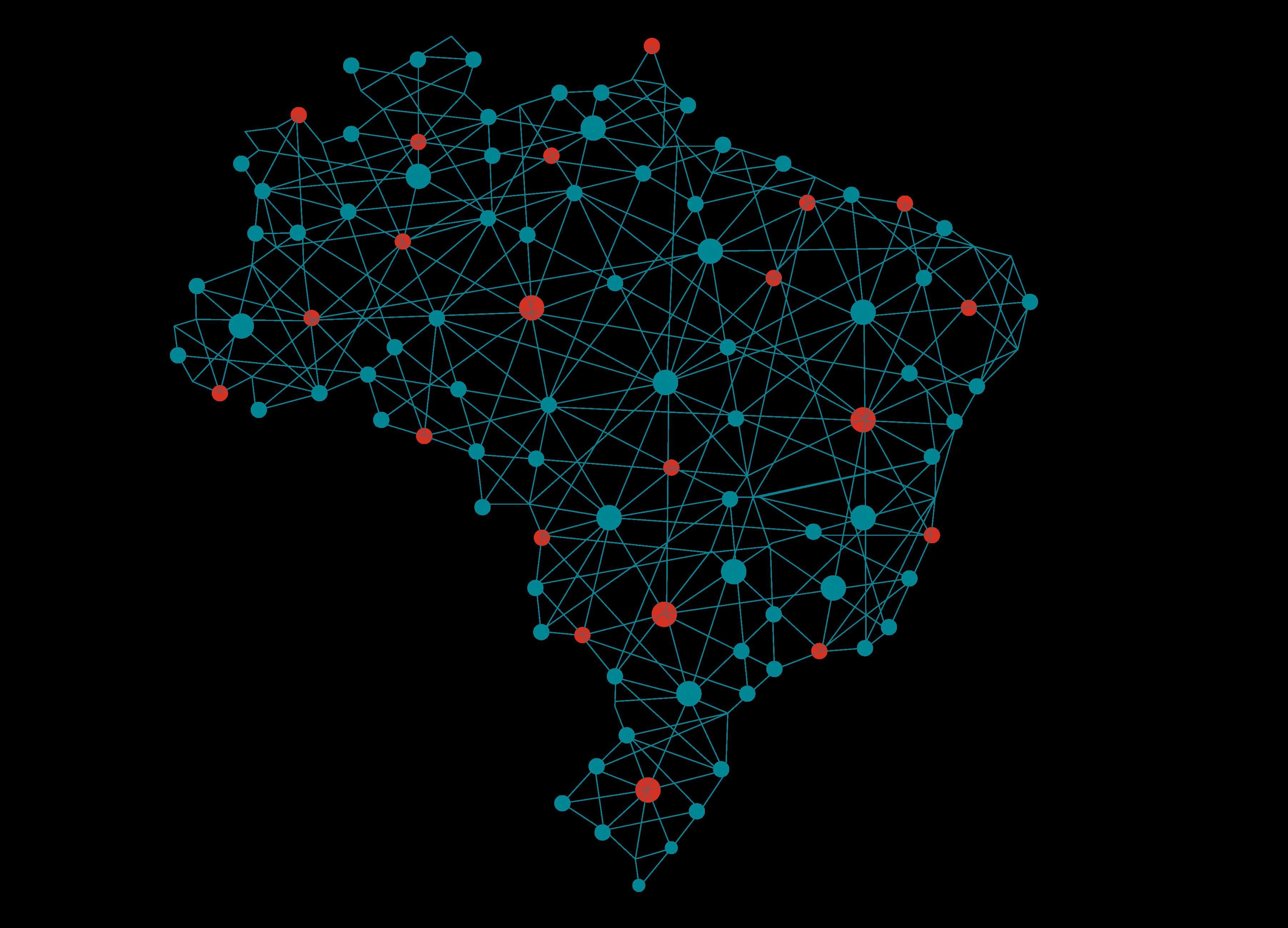 Estudantes de Jornalismo participam de mapeamento de veículos de comunicação do Brasil