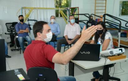 Unicentro apresenta projeto inovador para criação de Centro de Funcionalidade Avançada