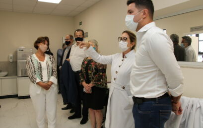 Chefe da Casa Civil do Paraná conhece, em Guarapuava, Instituto de Pesquisa para o Câncer