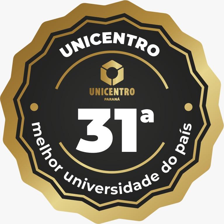 Unicentro é a  31ª melhor universidade do país, segundo Ministério da Educação