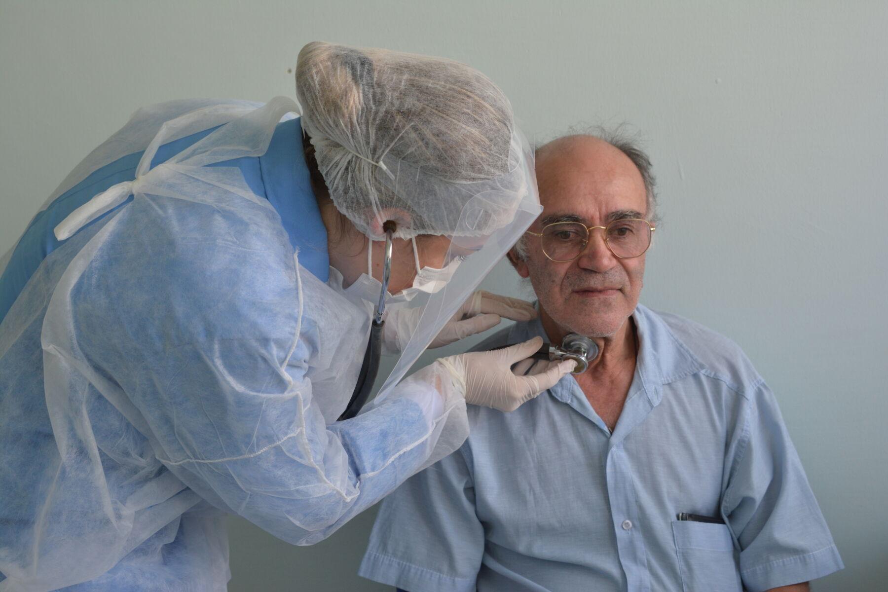 Pacientes com dificuldade de deglutição são atendidos pela Clínica Escola de Fonoaudiologia