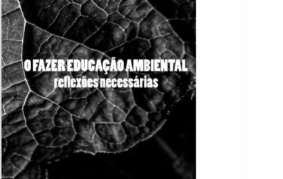 Pesquisadores da Unicentro lançam livro sobre educação ambiental