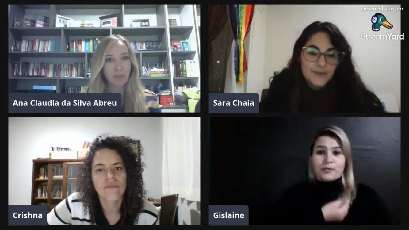 Numape Guarapuava promove roda de conversa sobre violência LGBTQIA+