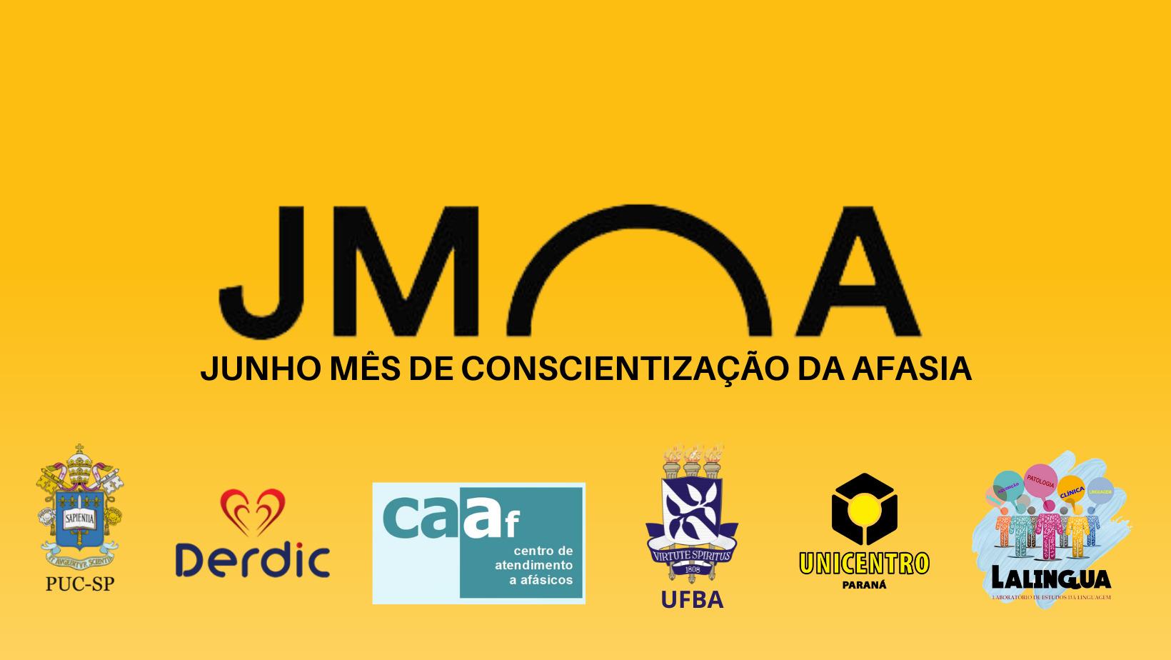 Unicentro participa de campanha pelo Mês de Conscientização da Afasia
