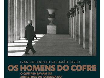 Livro sobre ministros da economia brasileiros tem capítulo redigido por professor da Unicentro
