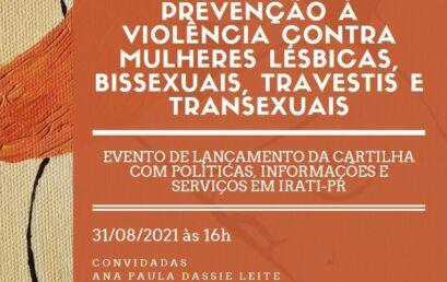 Projeto da Unicentro vai lançar cartilha sobre serviços para mulheres LBTTs