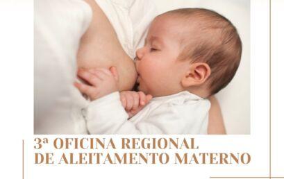 Professora da Unicentro é palestrante da Oficina Regional de Aleitamento Materno