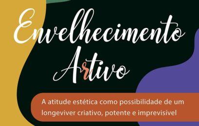 Professora da Unicentro lança livro sobre arte de envelhecer sem seguir padrões