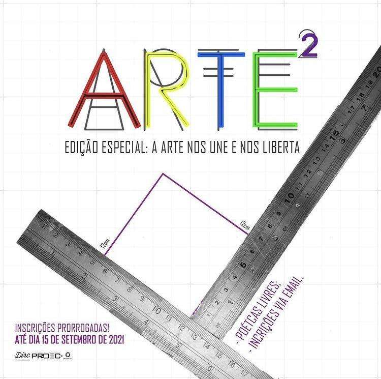 Unicentro recebe inscrições para mostra Arte² até dia 15