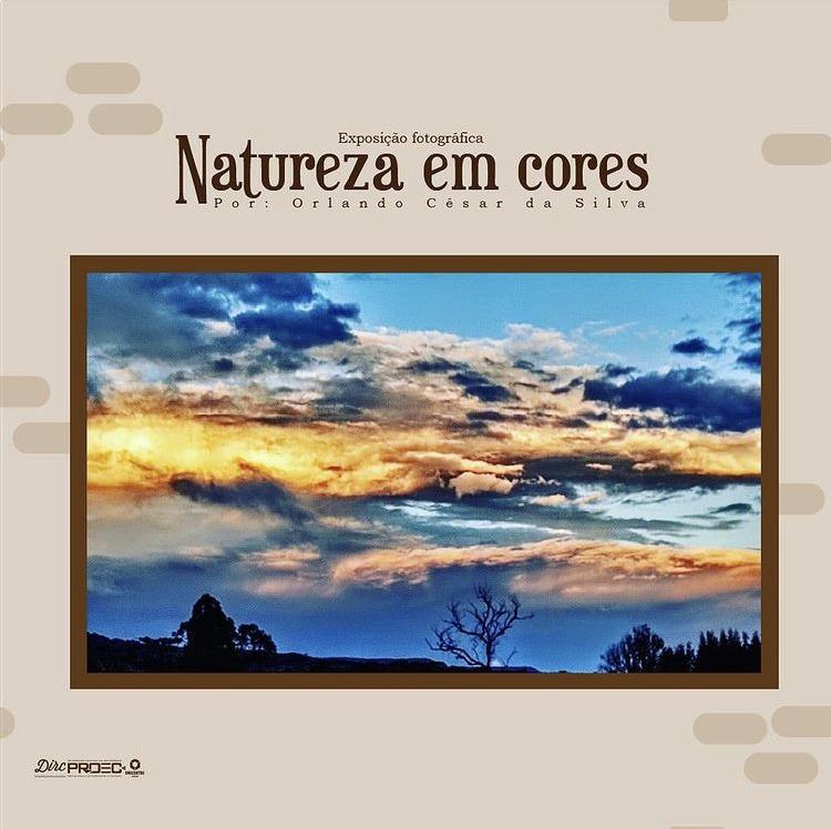 """""""Natureza em cores"""" é exposição de setembro promovida pela Unicentro"""