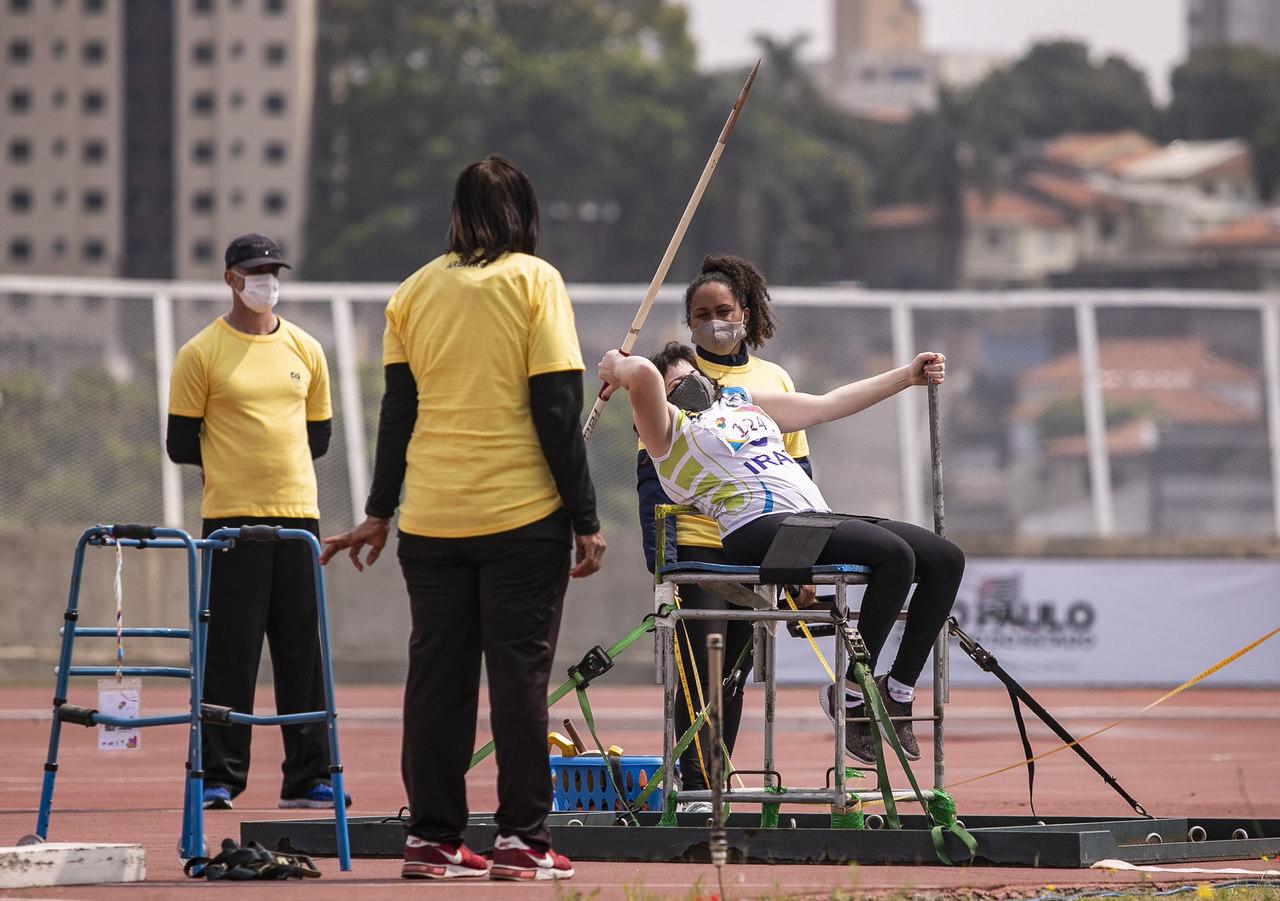 Estudante da Unicentro é medalhista nas Paralimpíadas Universitárias