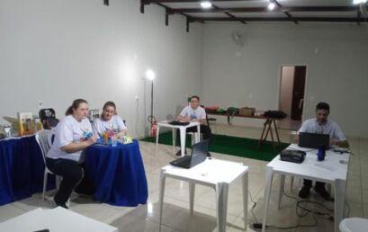 Bingo e discussão sobre setor de eventos entre atividades do curso de Turismo