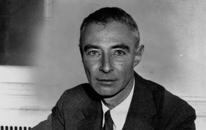 Julius Robert Oppenheimer (1904-1967)
