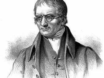 John Dalton (1766 – 1844)