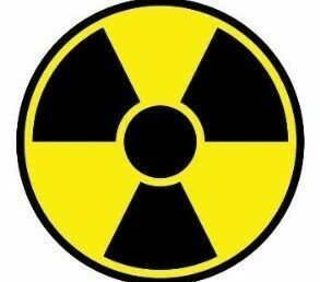 Cuidado: Radiação!
