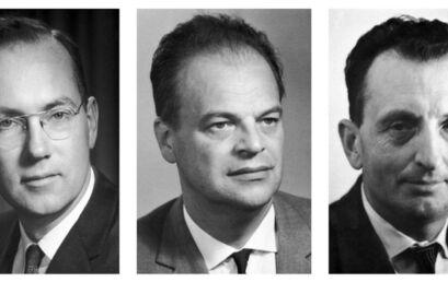 Prêmio Nobel em Física – 1964