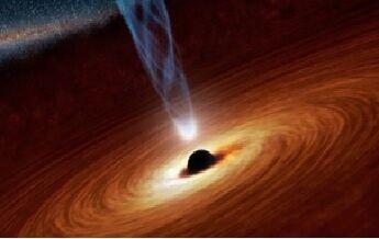 Buraco negro: O fim de uma vida