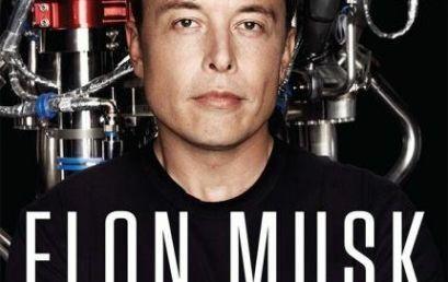 """Resenha de: """"Elon Musk: Como o CEO bilionário da SpaceX e da Tesla está moldando nosso futuro"""""""