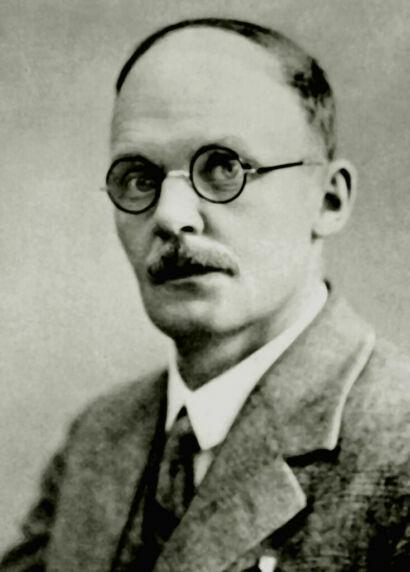 Johannes Wilhelm Geiger (1882 – 1945)