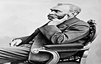 Alfred Bernhard Nobel (1833 – 1896)