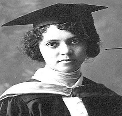 Alice Augusta Ball (1892 – 1916)