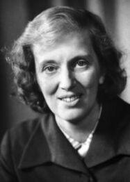 Dorothy Crowfoot Hodgkin (1910-1994)