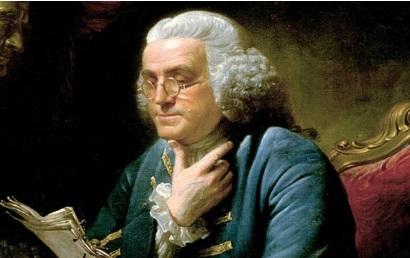 Benjamin Franklin (1705-1790)   GPET Física