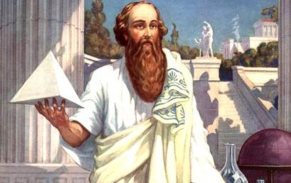 Pitágoras de Samos: Muito mais que um teorema (572 – 500) a.C