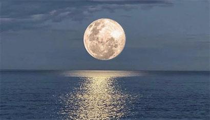 Efeito Maré: A Lua influencia os mares?