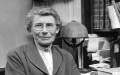 Inge Lehmann: Geodesista e Sismologista(1888-1993)