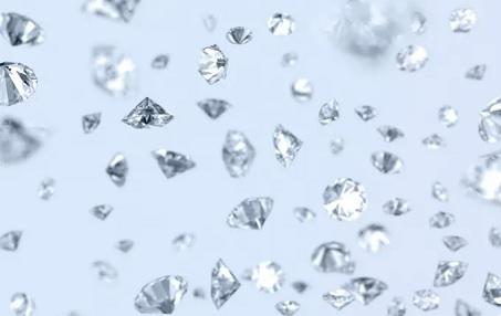 Está Chovendo Diamantes