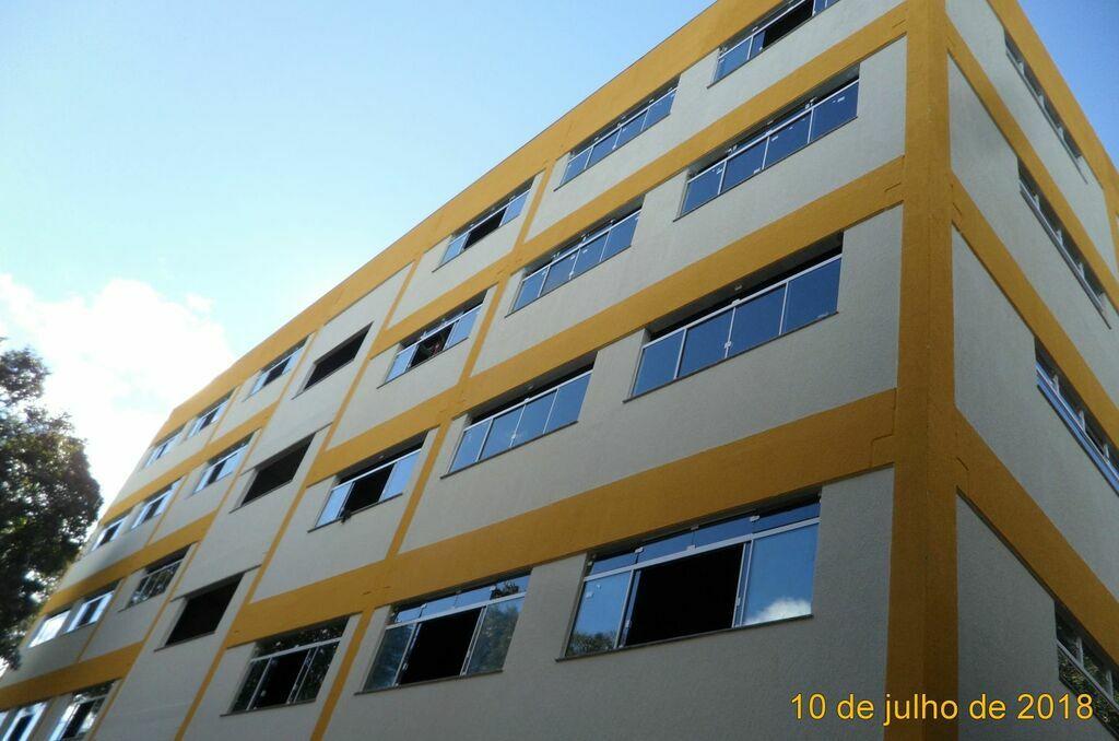 Bloco de Salas de Aula – Santa Cruz   Pró-Reitoria de Planejamento 8e470815ea