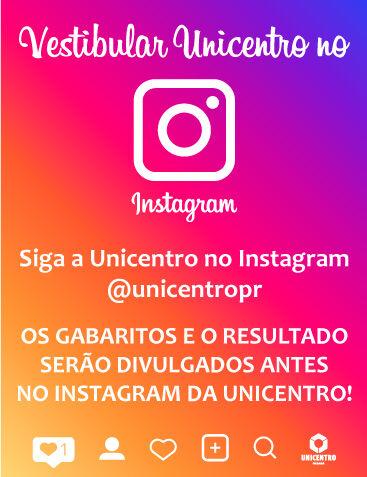 Instagram Unicentro